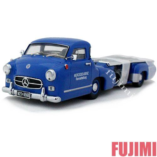 Mercedes-Benz Rennwargen Schnelltrans blu 1/43 Classic Selection 12963円【 メルセデスベンツ ミュージアム 博物館 限定 ダイキャストカー ミニカー 青 】【コンビニ受取対応商品】