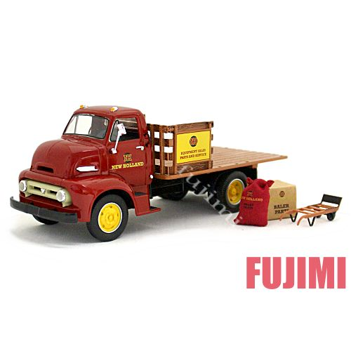 1953 Ford COE Stake Truck red 1/34 1st FIRST GEAR 9429円 【ダイキャストカー,フォード,トラック,1953,赤,アメ車,ミニカー ステーク 】【コンビニ受取対応商品】