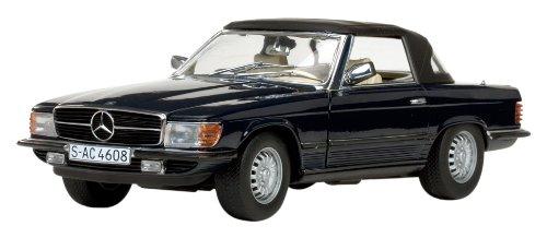 BENZ 350 SL CONV 1977 1/18 SunStar 12963円【 メルセデス ベンツ R107 ミニカー サンスター mercedes ダイキャストカー クラシック オープンカー convertible 】【コンビニ受取対応商品】