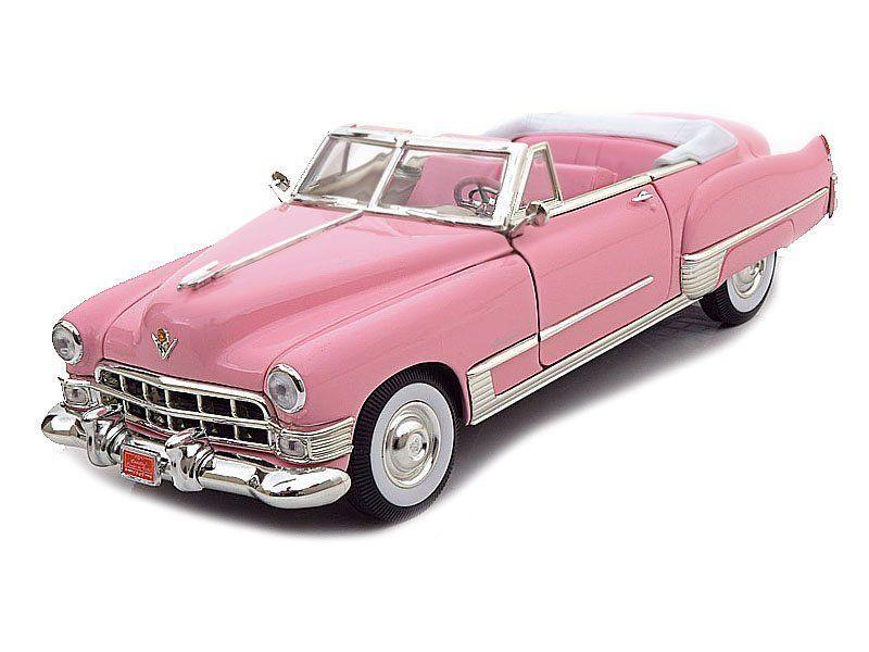 CADILLAC 1949 Convertible 1/18 Road Signature 11112円【 キャデラック ミニカー ロードシグネチャー ダイキャストカー キャディラック クラシックカー 】【コンビニ受取対応商品】