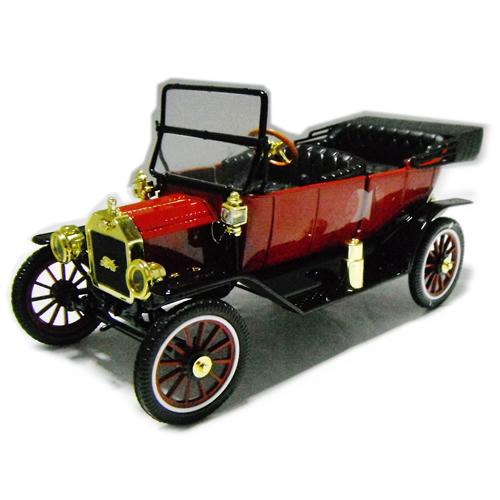 FORD 1915 MODEL T ROADSTER CONV Red 1/18 MOTORCITY 9167円【フォード モデルティー ロードスター コンバーチブル モーターシティー ミニカー モーターシティー ダイキャストカー 赤 レッド 】【151118】【コンビニ受取対応商品】