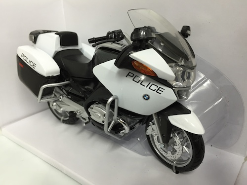 bmw r1200rt p 1 12 p u s police new ray 2963. Black Bedroom Furniture Sets. Home Design Ideas