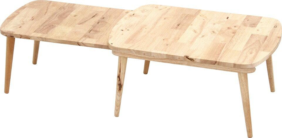 センターテーブル SLIDE ダイニング テーブル 食卓 食卓テーブル おしゃれ テーブル リビングテーブル 木製テーブル 収納付き 収納 センター