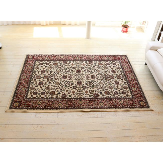 ウィルトン織りラグ 160×230【送料無料 カーペット 絨毯 じゅうたん ラグ】sw007sw007