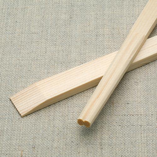 割り箸 エゾ松天削 9寸(24cm) 5000膳 【業務用】【送料無料】