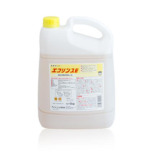 食器洗浄機用乾燥仕上剤 エコリンスE 5kg 【業務用】【送料無料】