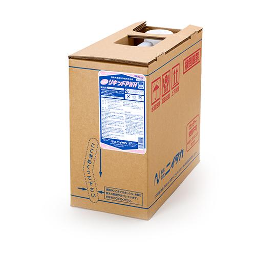 食器洗浄機用洗剤 ニイタカ リキッドPWH 18kg 【業務用】【送料無料】