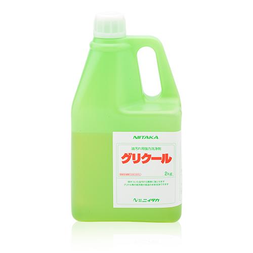ニイタカ グリクール2kg×6本(ケース) 【業務用】【送料無料】