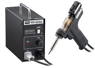 太洋電機産業 goot 自動はんだ吸取器 静電品番:TP-200AS