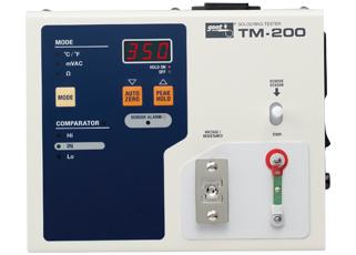 太洋電機産業 goot こて先温度計/はんだこてテスター品番:TM-200