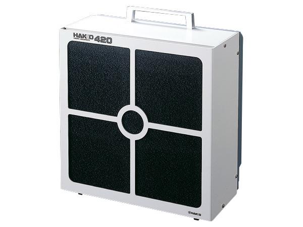 白光(HAKKO) ハッコー420 卓上はんだ吸煙器 100V 420-1