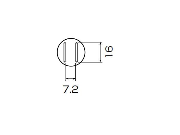 白光(HAKKO) SMCリワーク ノズル SOP 7.5mm×15mm A1133