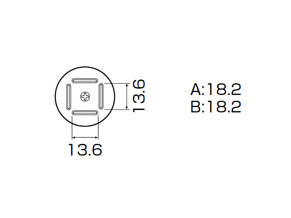 白光(HAKKO) SMCリワーク ノズル BQFP 17mm×17mm ++ A1180B