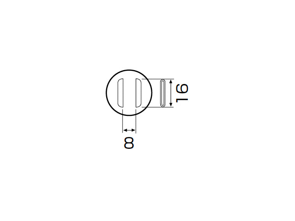 白光(HAKKO) SMCリワーク ノズル SOJ 15mm×8mm ++ A1183