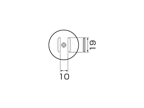 白光(HAKKO) SMCリワーク ノズル SOJ 18mm×18mm ++ A1184B