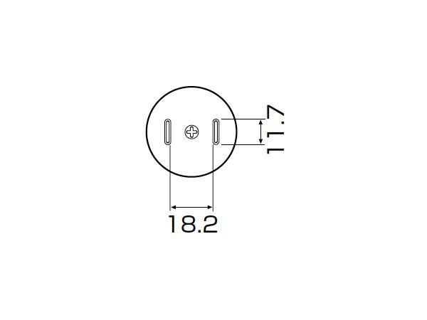 白光(HAKKO) SMCリワーク ノズル TSOL 18mm×10mm ++ A1186B