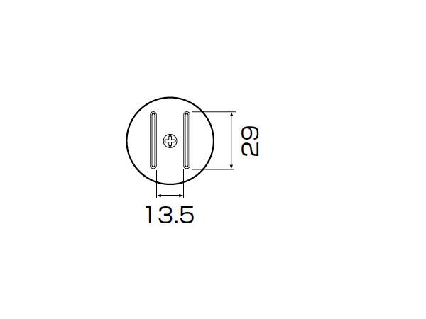 白光(HAKKO) SMCリワーク ノズル SOP 13mm×28mm A1259B