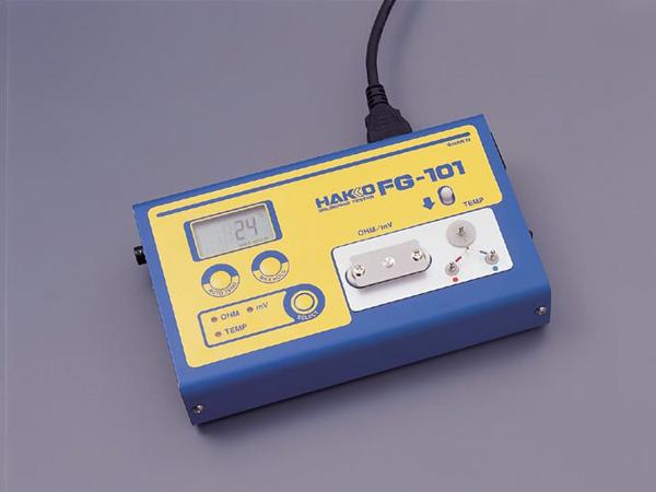 白光(HAKKO) はんだこてテスター ハッコーFG-101 100V FG101-02(校正付)