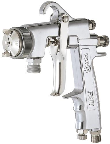 明治機械製作所(meiji)大形ハンドスプレーガン (圧送式・チューリップパターン・ノズル口径3.0mm) 品番:F210-P30P