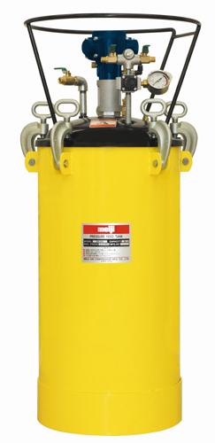明治機械製作所(meiji)塗料圧送タンク(自動かくはん)品番:PA-50B