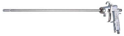 明治機械製作所(meiji)長柄スプレーガン(内面塗装用・圧送式・管長500mm)品番:F110-PX11L(500)