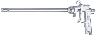 明治機械製作所(meiji)長柄スプレーガン(内面塗装用・圧送式・管長500mm)品番:F110-PX17LA