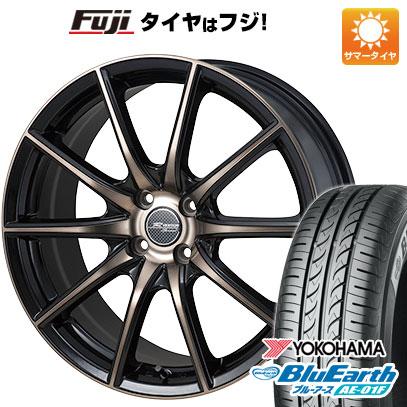 今がお得! 送料無料 165/70R14 14インチ サマータイヤ ホイール4本セット MONZA モンツァ Rバージョンスプリント 5.5J 5.50-14 YOKOHAMA ブルーアース AE-01F