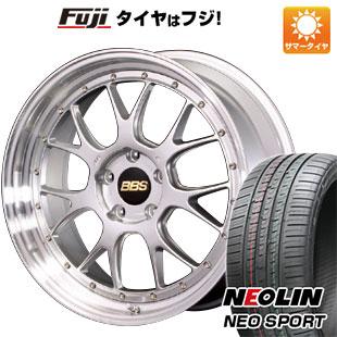 今がお得! 送料無料 245/35R19 19インチ サマータイヤ ホイール4本セット BBS JAPAN BBS LM-R 8.5J 8.50-19 NEOLIN ネオリン ネオスポーツ(限定)