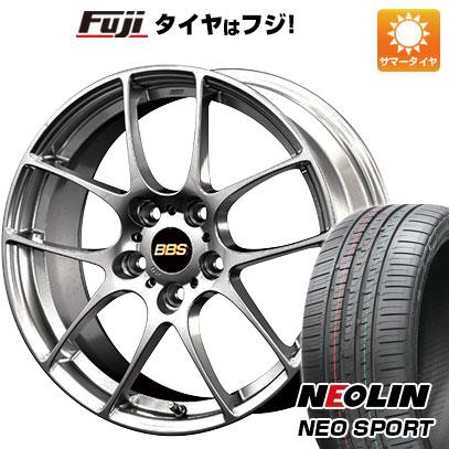 【送料無料】 225/45R18 18インチ BBS JAPAN BBS RF 8J 8.00-18 NEOLIN ネオリン ネオスポーツ(限定) サマータイヤ ホイール4本セット