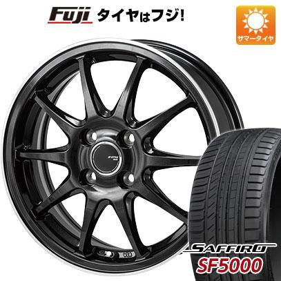 【送料無料】 175/65R14 14インチ MONZA JPスタイル R10 5.5J 5.50-14 SAFFIRO サフィーロ SF5000(限定) サマータイヤ ホイール4本セット