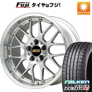 【送料無料】 215/60R17 17インチ BBS JAPAN BBS RS-GT 7J 7.00-17 FALKEN ファルケン ジークス ZE914F サマータイヤ ホイール4本セット