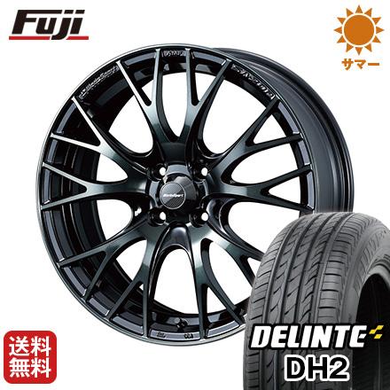 今がお得! 送料無料 175/65R15 15インチ サマータイヤ ホイール4本セット WEDS ウェッズスポーツ SA-20R 6J 6.00-15 DELINTE デリンテ DH2(限定)