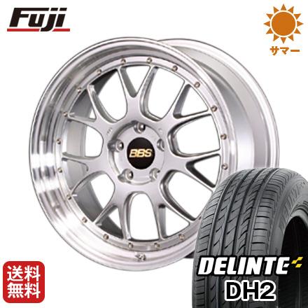 今がお得! 送料無料 245/35R21 21インチ サマータイヤ ホイール4本セット BBS JAPAN BBS LM-R 9J 9.00-21 DELINTE デリンテ DH2(限定)