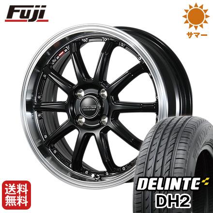 今がお得! 送料無料 165/45R16 16インチ サマータイヤ ホイール4本セット BLEST ブレスト バーンズテック S10-DP 5J 5.00-16 DELINTE デリンテ DH2(限定)
