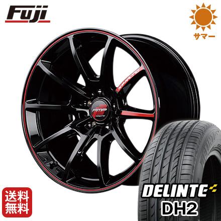 今がお得! 送料無料 165/55R15 15インチ サマータイヤ ホイール4本セット MID RMP レーシング R25 5J 5.00-15 DELINTE デリンテ DH2(限定)