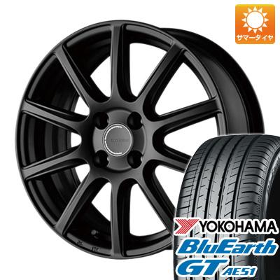 今がお得! 送料無料 165/55R15 15インチ サマータイヤ ホイール4本セット BRIDGESTONE ブリヂストン エコフォルム CRS/131 4.5J 4.50-15 YOKOHAMA ブルーアース GT AE51