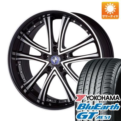 【送料無料】 215/45R18 18インチ MONZA モンツァ ワーウィック DS.05 7J 7.00-18 YOKOHAMA ヨコハマ ブルーアース GT AE51 サマータイヤ ホイール4本セット