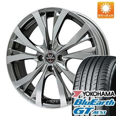 今がお得! 送料無料 165/55R15 15インチ サマータイヤ ホイール4本セット PREMIX プレミックス サッシカイア(BMCポリッシュ) 5J 5.00-15 YOKOHAMA ブルーアース GT AE51