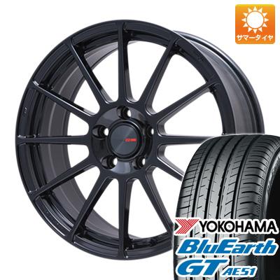 今がお得! 送料無料 205/50R17 17インチ サマータイヤ ホイール4本セット ENKEI エンケイ PF03 Limited 7J 7.00-17 YOKOHAMA ブルーアース GT AE51