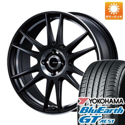 今がお得! 送料無料 205/50R17 17インチ サマータイヤ ホイール4本セット ADVANTI RACING アドヴァンティ・レーシング ヴィゴロッソ N948 7J 7.00-17 YOKOHAMA ブルーアース GT AE51