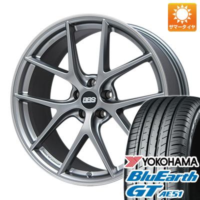 今がお得! 送料無料 235/35R19 19インチ サマータイヤ ホイール4本セット BBS GERMANY BBS CI-R 8.5J 8.50-19 YOKOHAMA ブルーアース GT AE51
