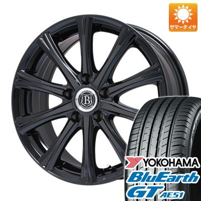 今がお得! 送料無料 215/60R16 16インチ サマータイヤ ホイール4本セット BRANDLE-LINE ブランドルライン アヴェルサ 10Z限定 6.5J 6.50-16 YOKOHAMA ブルーアース GT AE51