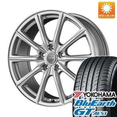 今がお得! 送料無料 215/65R16 16インチ サマータイヤ ホイール4本セット BRIDGESTONE ブリヂストン エコフォルム SE-15 6.5J 6.50-16 YOKOHAMA ブルーアース GT AE51