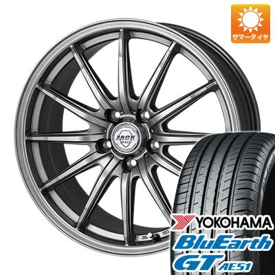 今がお得! 送料無料 205/65R15 15インチ サマータイヤ ホイール4本セット MONZA モンツァ ZACK JP-812 6J 6.00-15 YOKOHAMA ブルーアース GT AE51