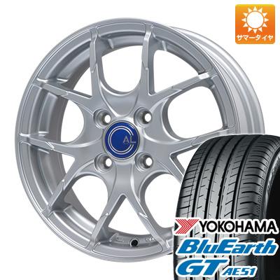 今がお得! 送料無料 175/65R14 14インチ サマータイヤ ホイール4本セット BRANDLE ブランドル M69 5.5J 5.50-14 YOKOHAMA ブルーアース GT AE51