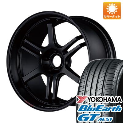 今がお得! 送料無料 215/40R18 18インチ サマータイヤ ホイール4本セット BRIDGESTONE ブリヂストン ポテンザ RW006 7.5J 7.50-18 YOKOHAMA ブルーアース GT AE51