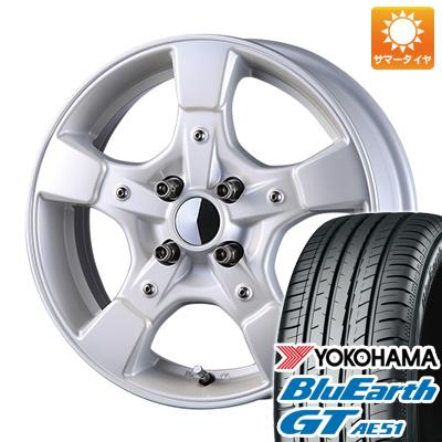 今がお得! 送料無料 175/65R15 15インチ サマータイヤ ホイール4本セット CRIMSON クリムソン グーフィー スプリッター 6J 6.00-15 YOKOHAMA ブルーアース GT AE51
