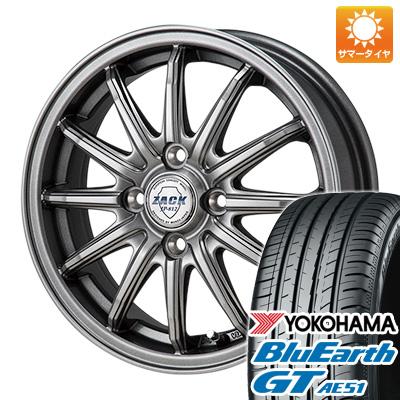 今がお得! 送料無料 185/65R15 15インチ サマータイヤ ホイール4本セット MONZA モンツァ ZACK JP-812 5.5J 5.50-15 YOKOHAMA ブルーアース GT AE51
