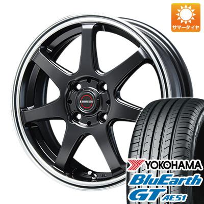 今がお得! 送料無料 195/50R16 16インチ サマータイヤ ホイール4本セット BLEST ブレスト ユーロマジック タイプS-07 6J 6.00-16 YOKOHAMA ブルーアース GT AE51