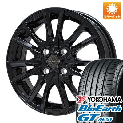 今がお得! 送料無料 165/55R15 15インチ サマータイヤ ホイール4本セット BIGWAY ビッグウエイ LEYBAHN GBX 5J 5.00-15 YOKOHAMA ブルーアース GT AE51
